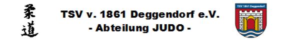 TSV Deggendorf JUDO